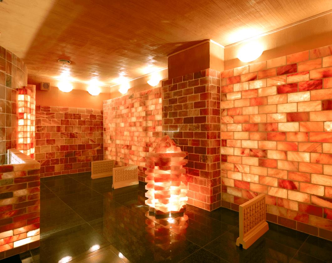 赤塩房 モンゴル式赤塩岩盤浴